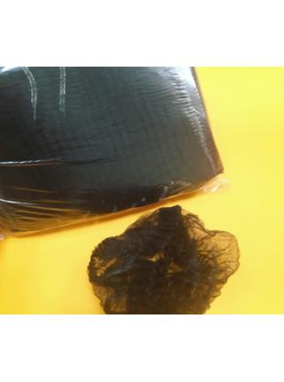 Шапочка-берет Одуванчик, н/с, черная (упаковка 100 шт)